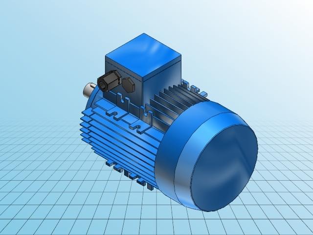 Disegni motori elettrici dwg